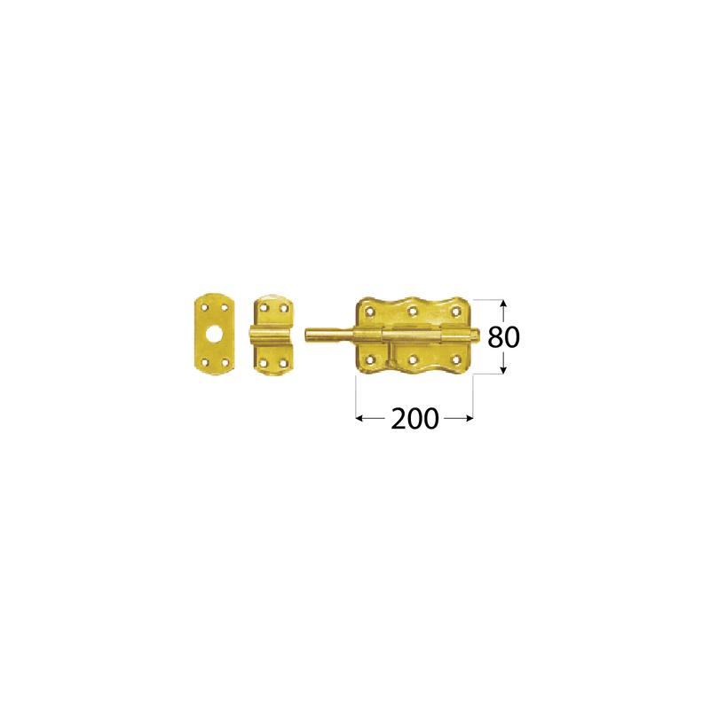 Zástrč - WRO 200