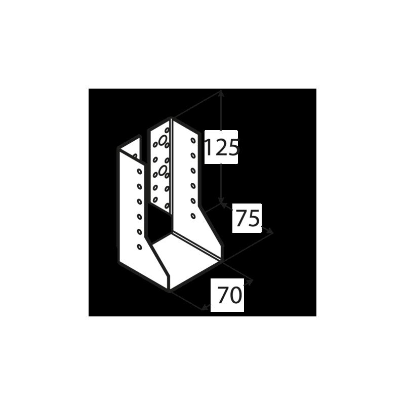 Trámová papuča - WBZ 21