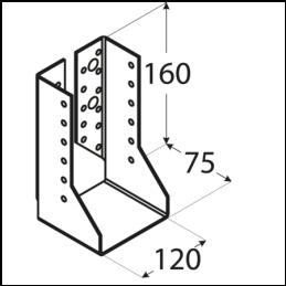Trámová papuča - WBZ 35