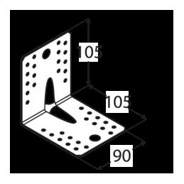 Uholník - KP 2