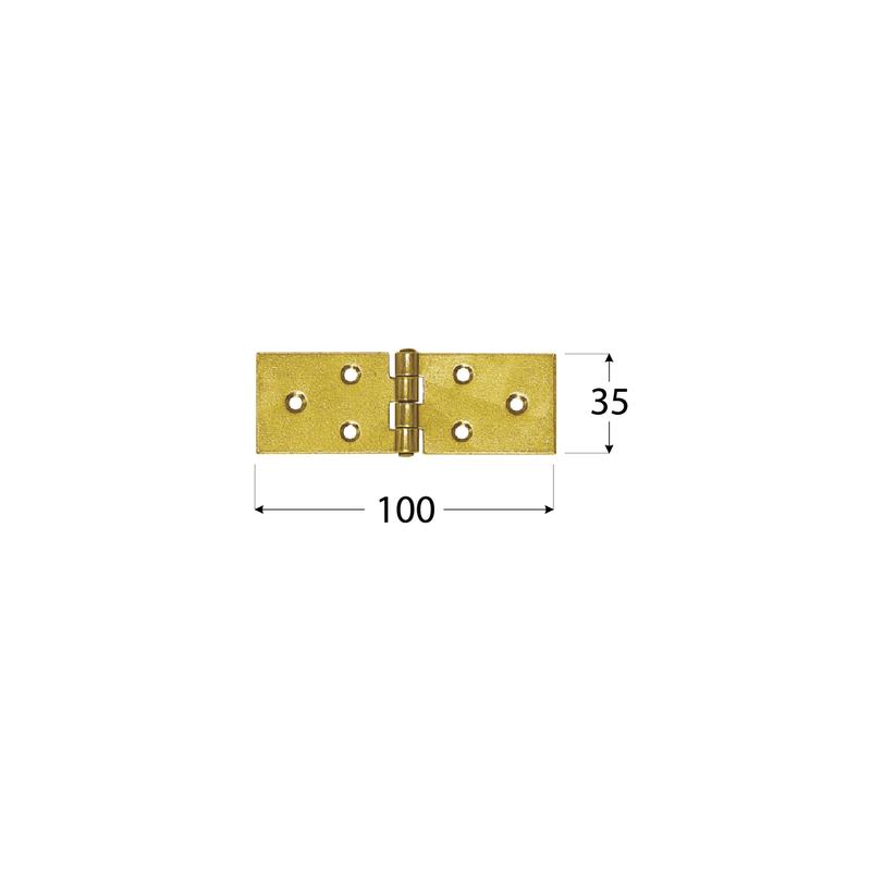 Pánt - Z 100 b