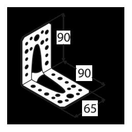 Uholník - KP 1