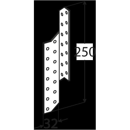 Krokvová spojka - LK 5