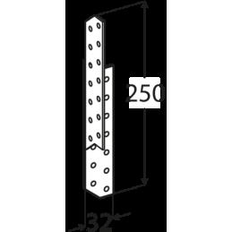 Krokvová spojka - LK 6