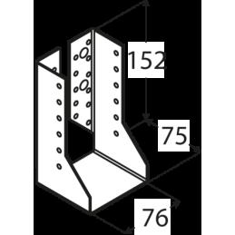 Trámová papuča - WBZ 24