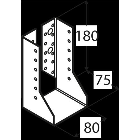 Trámová papuča - WBZ 28