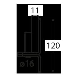 C 16/11C - ČIERNY