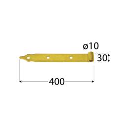 Pánt - ZP 400 d 10