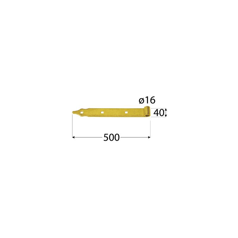 ZP 500 d 16 C