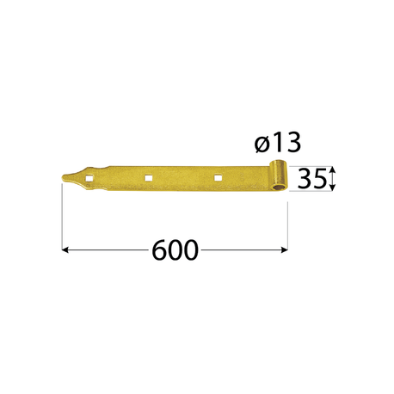 ZP 600 d 13 C