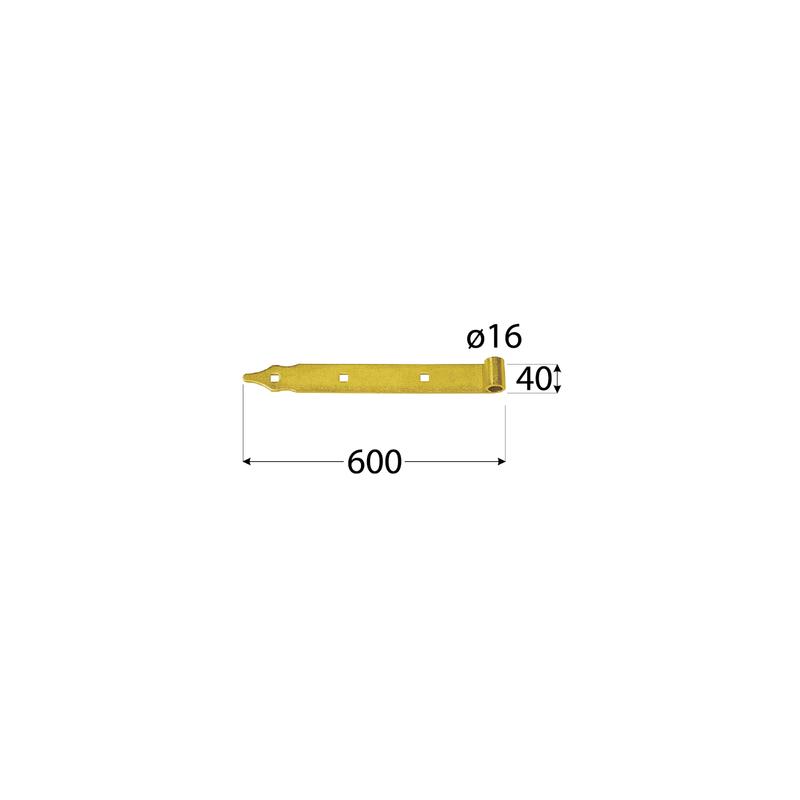 ZP 600 d 16 C