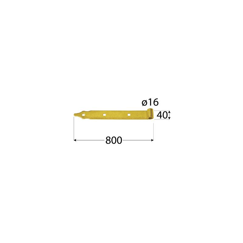 ZP 800 d 16