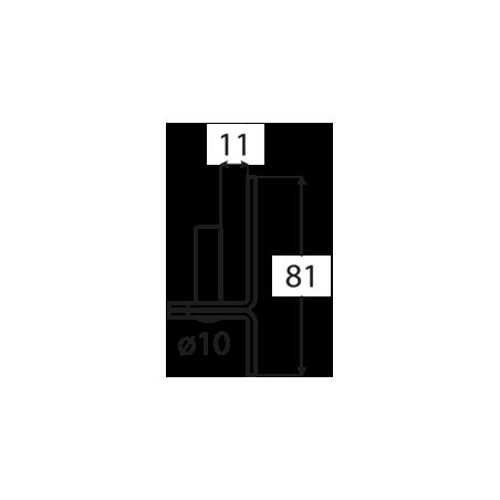 Pánt - C 10/11
