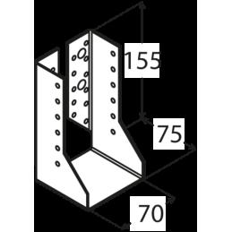 Trámová papuča - WBZ 22