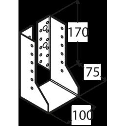 Trámová papuča - WBZ 31