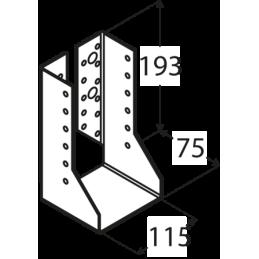 Trámová papuča - WBZ 34