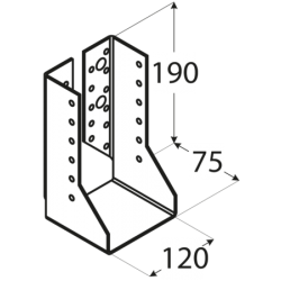 Trámová papuča - WBZ 36