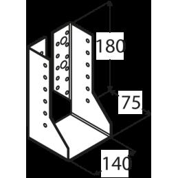 Trámová papuča - WBZ 37